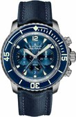 Blancpain Fifty Fathoms 5085FB-1140-52B Flyback Chronograph