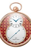 Jaquet Droz Legend Geneva J080033046 Pocket Watch Paillonnee