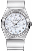 Omega Constellation Ladies 123.15.24.60.55-003 Quartz