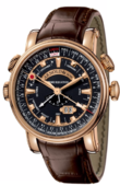 Arnold & Son Royal Collection 1H6AP.B06A.C60B Hornet World Timer