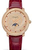 Patek Philippe Часы Patek Philippe Grand Complications 4968/400R-001 Pink Gold