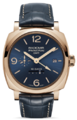 Officine Panerai Radiomir PAM00659 1940 10 Days GMT Automatic Oro Rosso - 45 mm