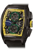 Cvstos Limited Edition Chrono II Brasil Black Steel