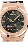 Audemars Piguet Royal Oak 26122OR.OO.D002CR.01 Dual Time