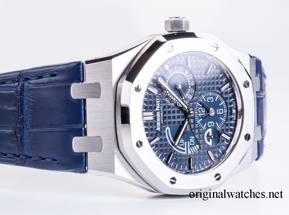 26124ST.OO.D018CR.01 Audemars Piguet Dual Time Royal Oak