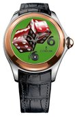 Corum Bubble L082/03040-082.310.24/0371 DI06 Heritage Bubble Dice