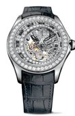 Corum Bubble L055/02978 Bubbldiamonds High Jewellery Skeleton