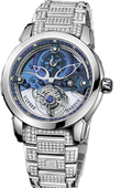Ulysse Nardin Specialities 799-82-8 Exceptional Royal Blue Tourbillon