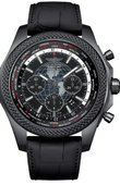 Breitling Часы Breitling for Bentley B05 Unitime Midnight Carbon Chronograph
