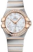 Omega Constellation Ladies 127.25.27.20.55.001 Chronometer