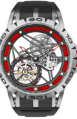 Roger Dubuis Excalibur RDDBEX0545 Skeleton Flying Tourbillon