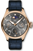 "IWC Pilot's IW503802 Big Pilot's Perpetual Calendar Edition ""A Tribute to the 1st IWC Pilot's Watch"""