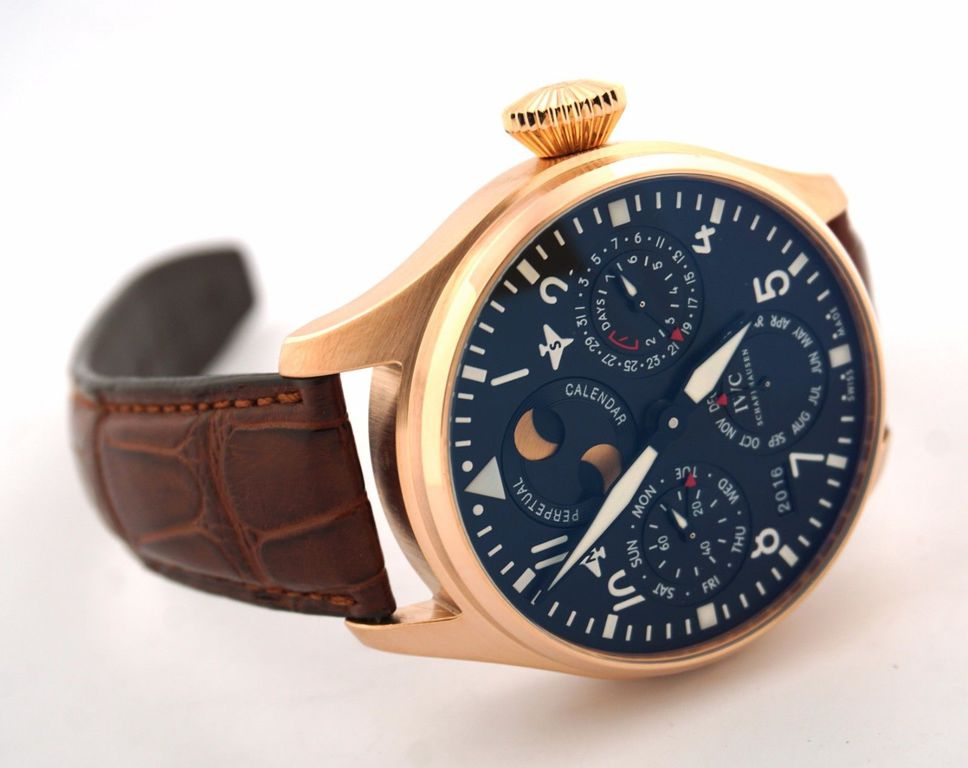 IW502615 IWC Perpetual Calendar Limited Edition 30 Pilot's
