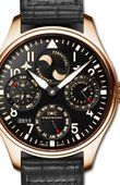 IWC Pilot's IW502615 Perpetual Calendar Limited Edition 30