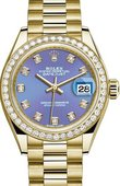Rolex Oyster Perpetual 279138rbr-0027 28 mm Yelow Gold