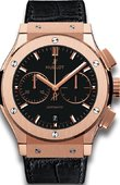 Hublot Classic Fusion 521.OX.1181.LR Chronograph King Gold