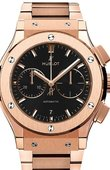 Hublot Classic Fusion 541.OX.1181.OX Chronograph King Gold