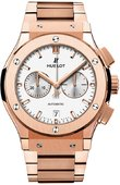 Hublot Classic Fusion 541.OX.2611.OX Chronograph King Gold