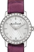 Blancpain Women 0063e-1954-55a Collection Ladybird Ultraplate
