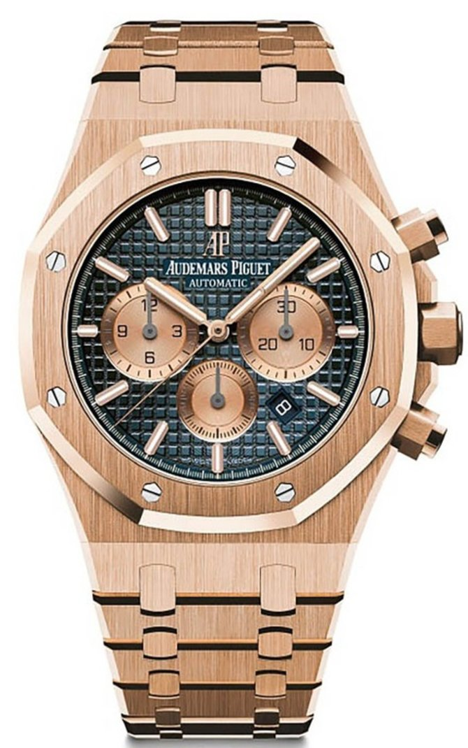 26331OR.OO.1220OR.01 Audemars Piguet Chronograph 41 mm Royal Oak