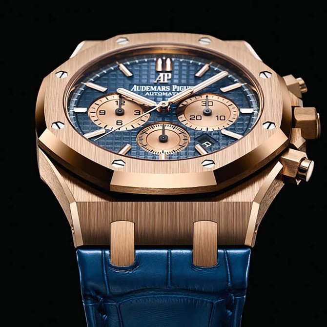26331OR.OO.D315CR.01 Audemars Piguet Chronograph 41 mm  Royal Oak