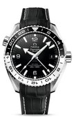 Omega Seamaster 215.30.44.22.01.001 Planet Ocean 600m Co-Axial Master Chronometer GMT