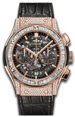 Hublot Classic Fusion 506.OX.0180.LR.0904 Тourbillon Chronograph King Gold