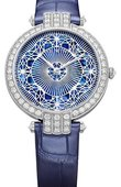 Harry Winston Premier Premier Pearly Lace Automatic 36 mm White Gold
