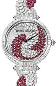 Harry Winston Часы Harry Winston High Jewelry Harry Winston Twist Automatic Platinum