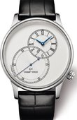 Jaquet Droz Legend Geneva J006030240 Grande Seconde Off-Centered Onyx