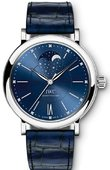 IWC Portofino IW459006 Automatic Moon Phase 37 Edition Laureus Sport for Good Foundation