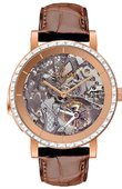 Corum Heritage Z010/02986 - 010.209.85/0002 SA01 Minute Repeater Tourbillon