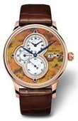 Jaquet Droz Legend Geneva J015133296 Astrale Time Zones Tiger Tail Jasper Limited Edition 1