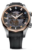 Corum Admirals Cup Legend A637/02743 - 637.101.05/F371 AN01 Worldtimer