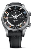 Corum Admirals Cup Legend A637/02744 - 637.101.04/F371 AN02 Worldtimer