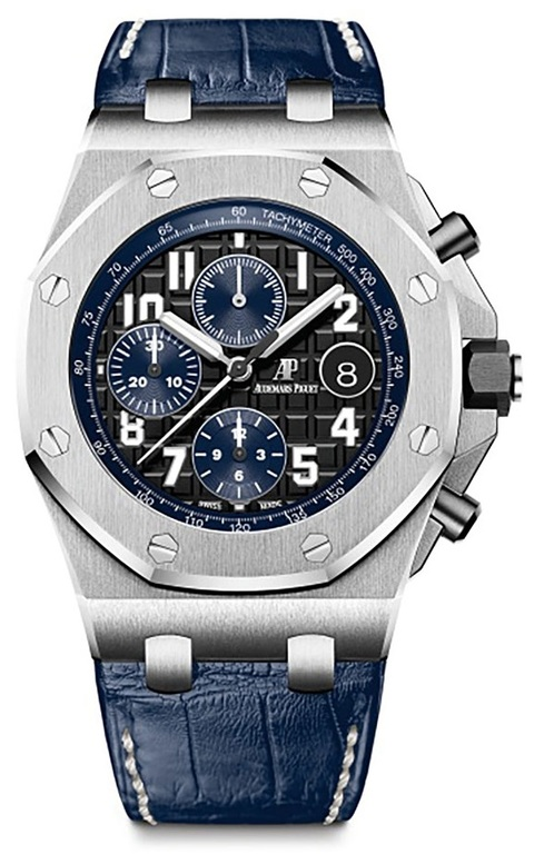 26470ST.OO.A028CR.01 Audemars Piguet Chronograph 42 mm Royal Oak Offshore