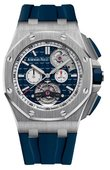 Audemars Piguet Royal Oak Offshore 26540ST.OO.A027CA.01 Tourbillon Chronograph Selfwinding