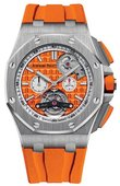 Audemars Piguet Royal Oak Offshore 26540ST.OO.A070CA.01 Tourbillon Chronograph Selfwinding