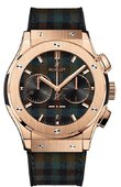 Hublot Classic Fusion 521.OX.2705.NR.ITI17 Chronograph Italia Independent King Gold