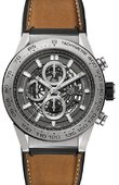 Tag Heuer Carrera car2a8a.ft6072 Caliber Heuer 01 Skeleton 45mm