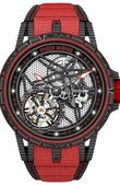 Roger Dubuis Excalibur RDDBEX0572 Spider Skeleton Flying Tourbillon