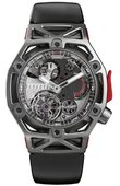 Hublot Big Bang King 408.NI.0123.RX Techframe Ferrari Tourbillon Chronograph