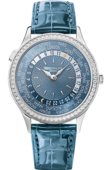 Patek Philippe Часы Patek Philippe Complications 7130G-014 White Gold World Time