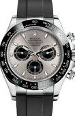 Rolex Daytona 116519LN Steel and black White gold Black Cerachrom