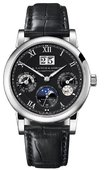 A.Lange and Sohne Langematic Perpetual 310.026 White gold