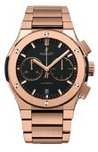 Hublot Classic Fusion 520.OX.1180.OX Chronograph King Gold Bracelet 45 mm
