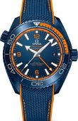 Omega Seamaster 215.92.46.22.03.001 Planet Ocean 600m Co-Axial Master Chronometer GMT