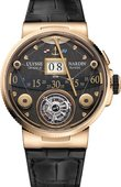 Ulysse Nardin Marine Manufacture 6302-300/GD Tourbillon Grand Deck