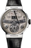 Ulysse Nardin Marine Manufacture 6309-300/GD Tourbillon Grand Deck