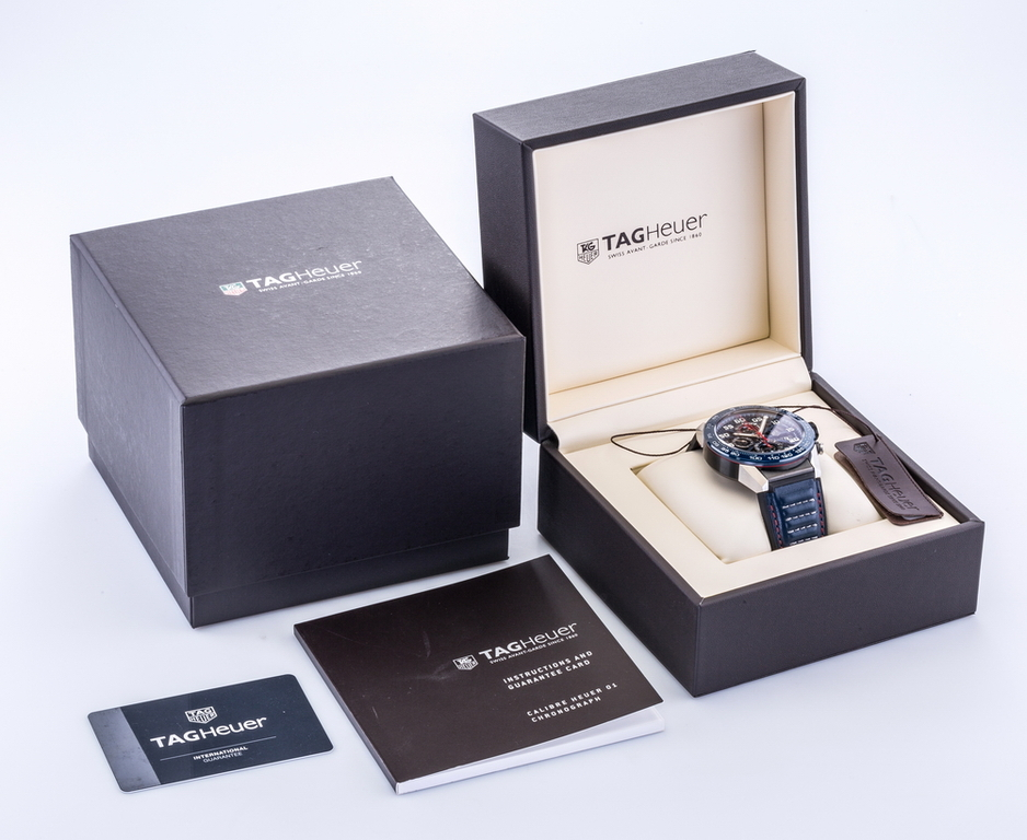 CAR2A1N.FT6100 Tag Heuer Red Bull Special Edition Carrera